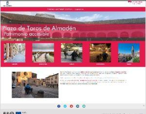 Destinos turisticos accesibles. Castilla La Mancha accesible