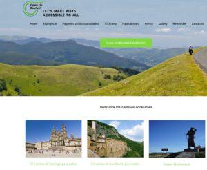Proyectos Europeos Open Up Routes